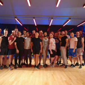 CLOSED TO NEW MEMBERS: Dance (Advanced), Sundays 4-5:30pm @ Gymbox CG