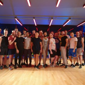Adv Dance, Sundays, 4-5:30pm @ Gymbox Covent Garden (Date TBC)