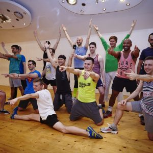 CLOSED TO NEW MEMBERS UNTIL APRIL- Dance, Wednesdays