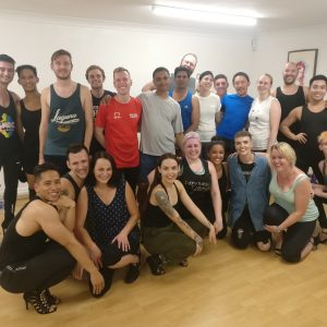 CLOSED TO NEW MEMBERS UNTIL APRIL- Dance, Tuesdays