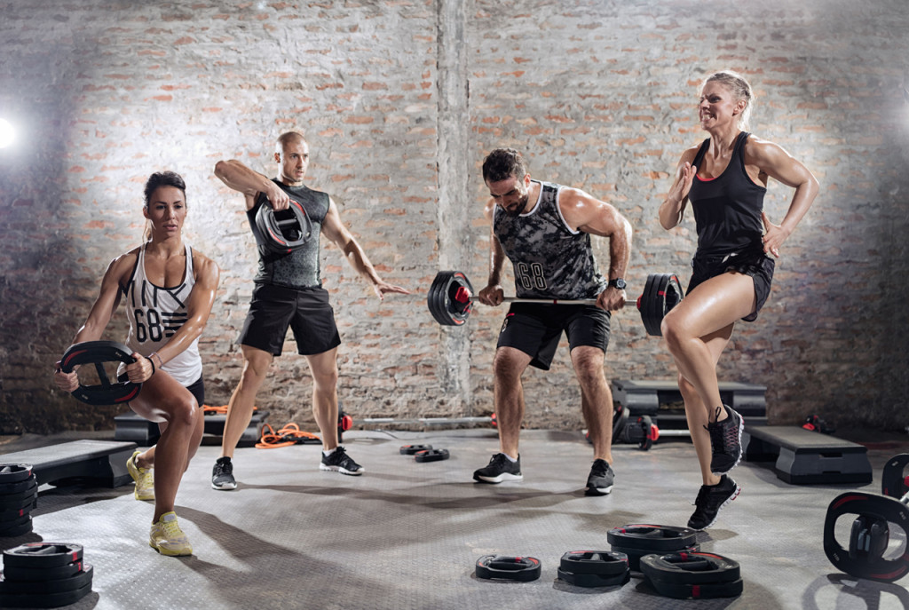 Werk Out: Full Body Bootcamp