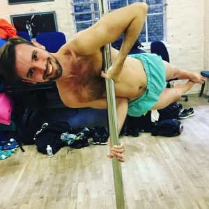 TASTER CLASS- Pole, Tuesdays 8:15-9:30pm @ BRICTT (Male only)