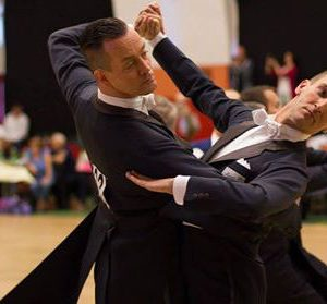 CLOSED TO NEW MEMBERS: Ballroom & Latin, Sat 3-4:30pm @ Gymbox E&C